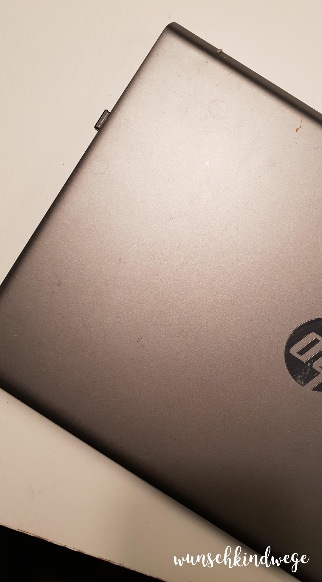 12 von 12 - Laptop