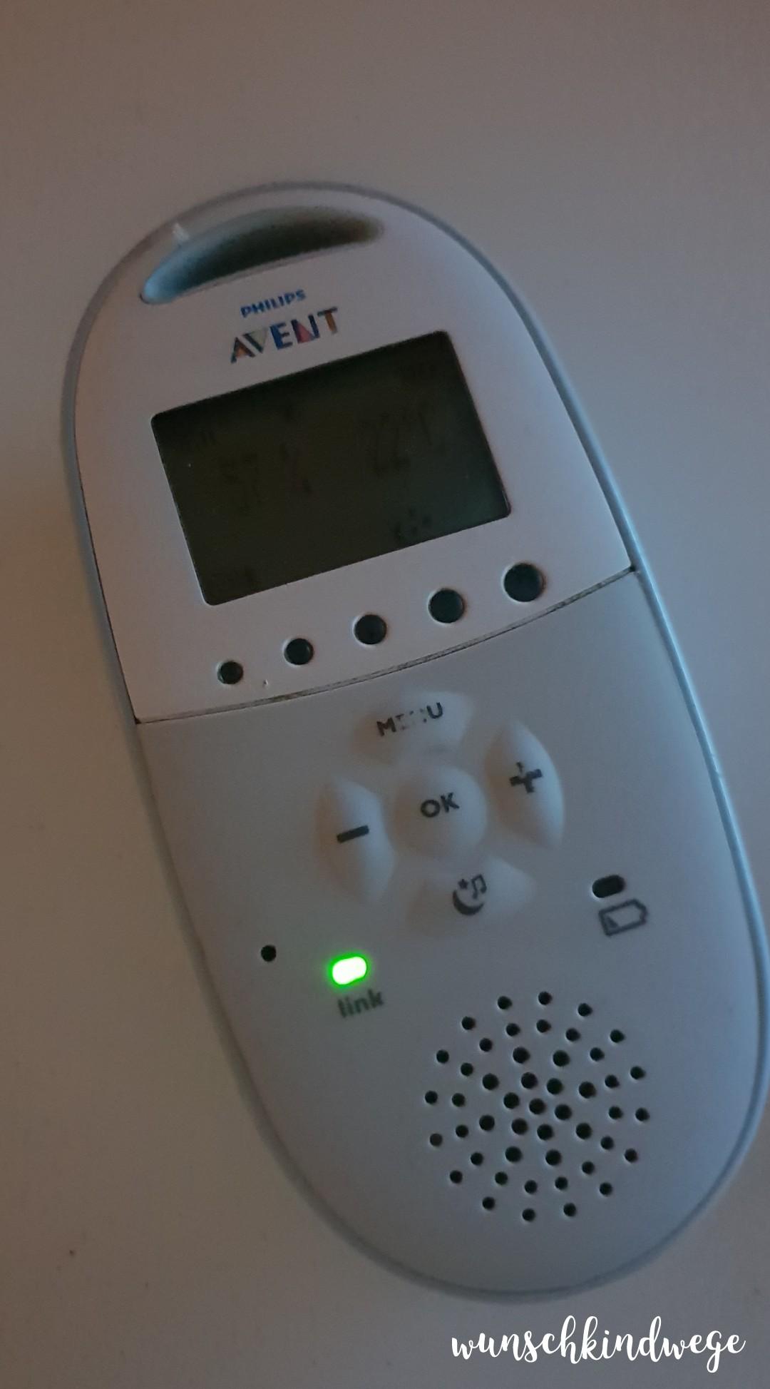 12 von 12 - Babyphone