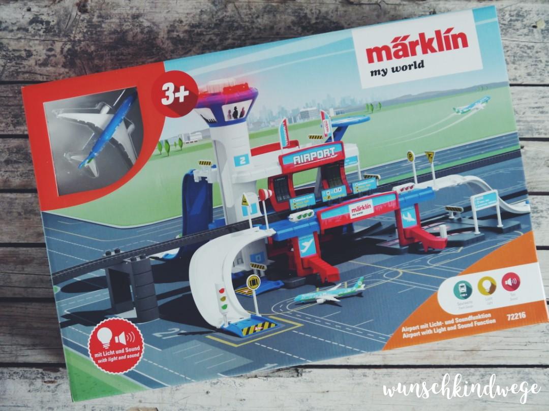 Märklin my world - Airport Express Set