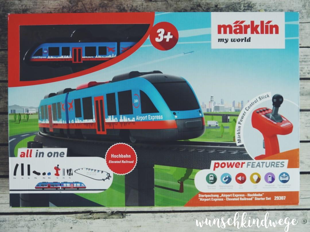 Märklin my world - Airport Express