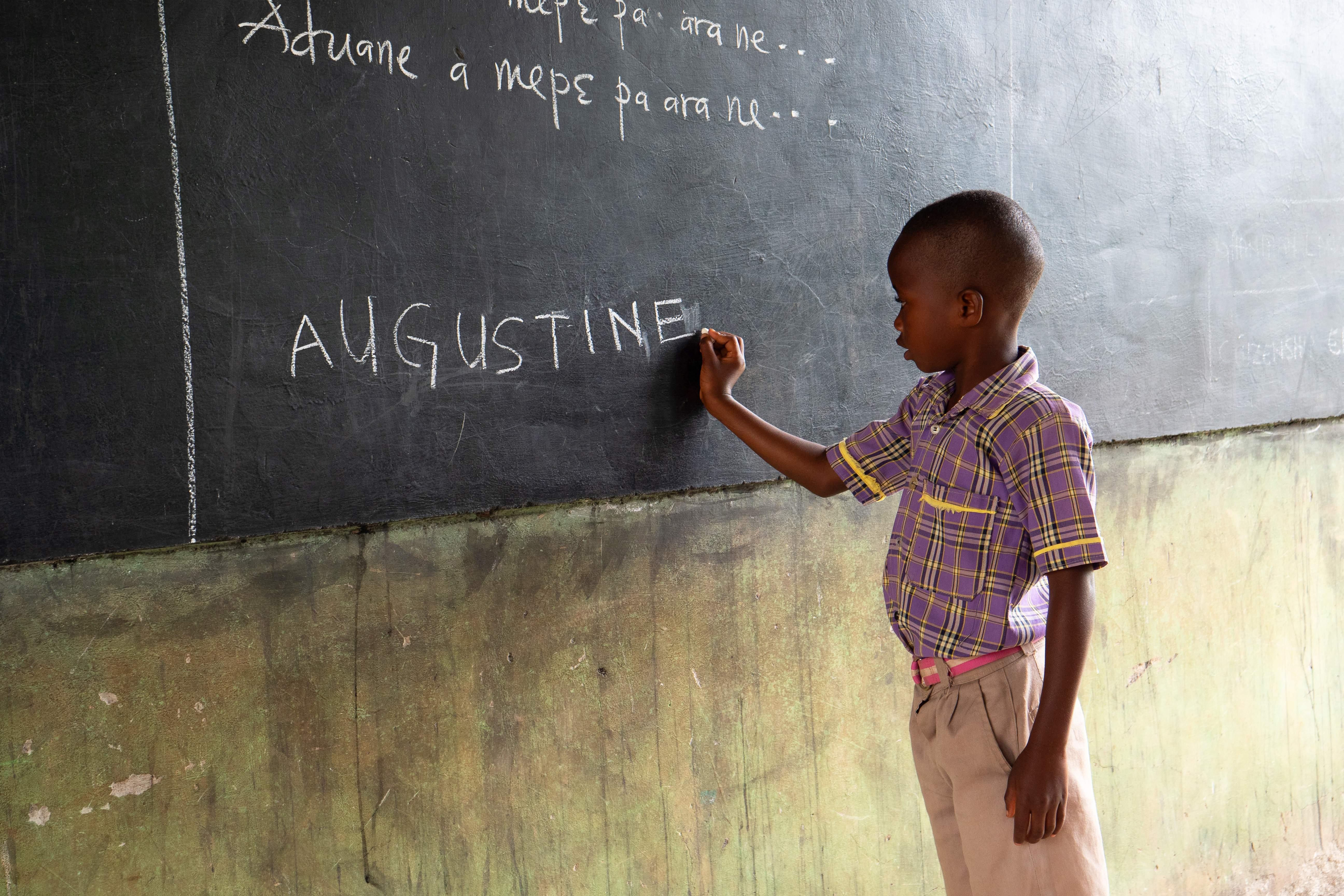 World Vision Bildung