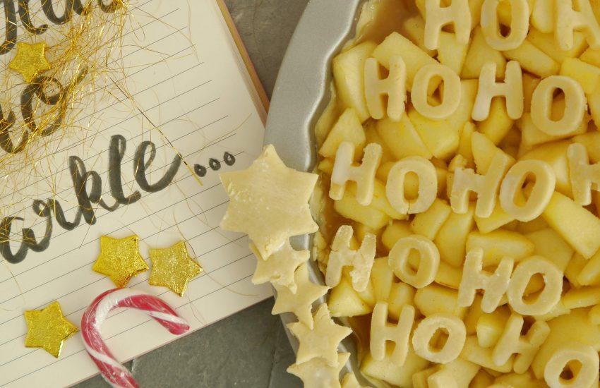Weihnachtspie mit Hohoho