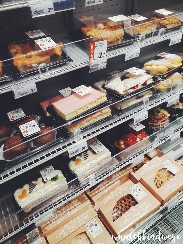 12 von 12 - Januar 2019: Holländischer Supermarkt