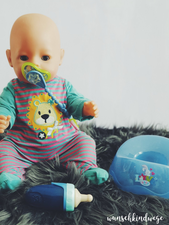 Geschenkideen baby-walz: Baby Born Junge