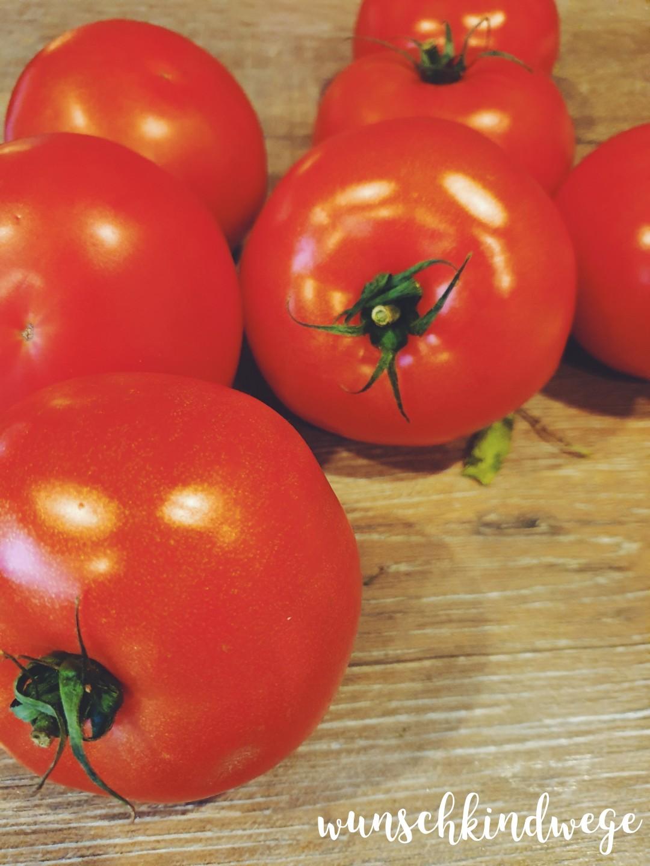 12 von 12 - März 2019 - Tomaten