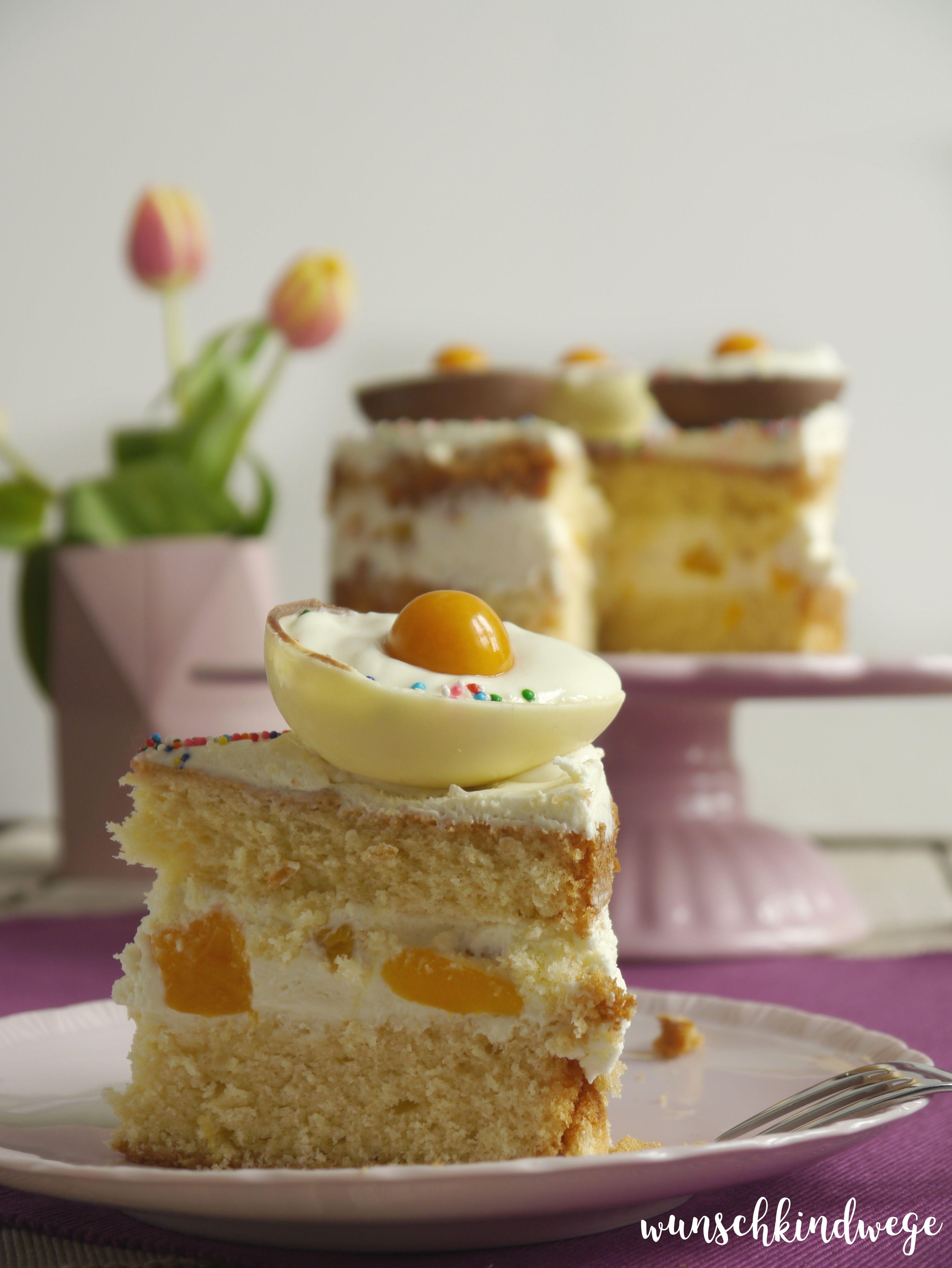 Osterei-Torte