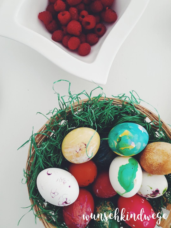 Osterwochenende 2019 - Osterfrühstück
