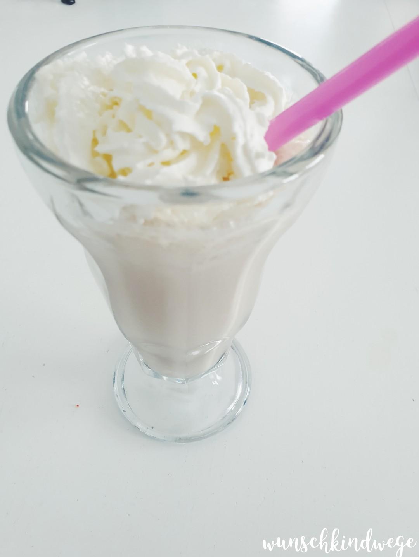 Wochenende in Bildern - Cereal Milkshake