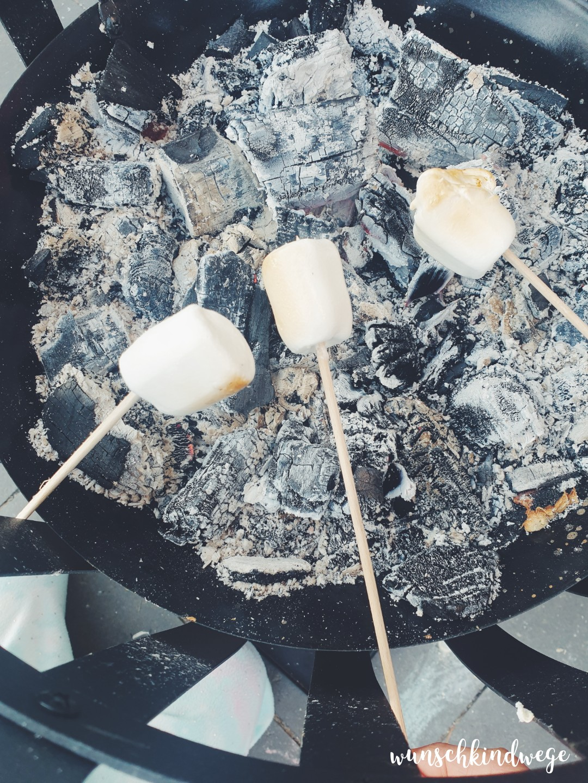 Wochenende in Bildern - Marshmallows