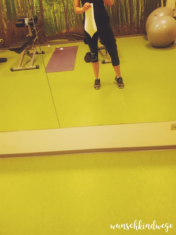 Workout Handtuch WMDEDGT