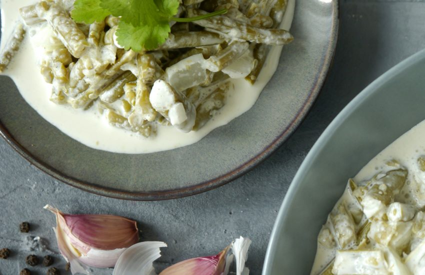 Grüner Bohnen Salat_01