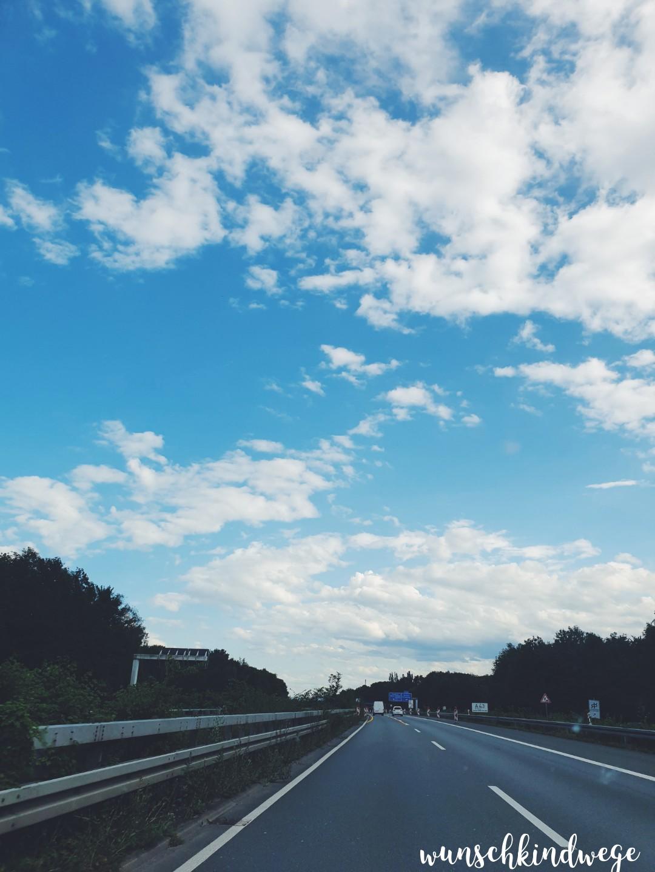 Auf dem Weg nach DUS