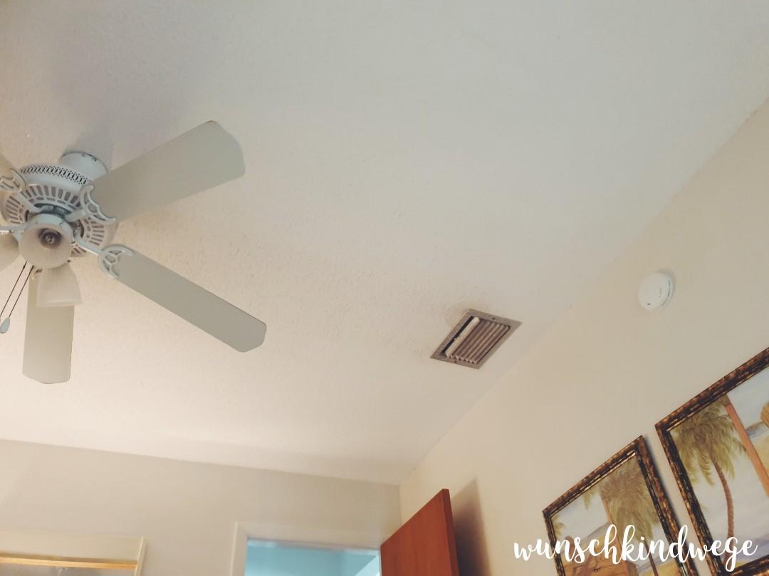 WMDEDGT - Blick auf den Ventilator