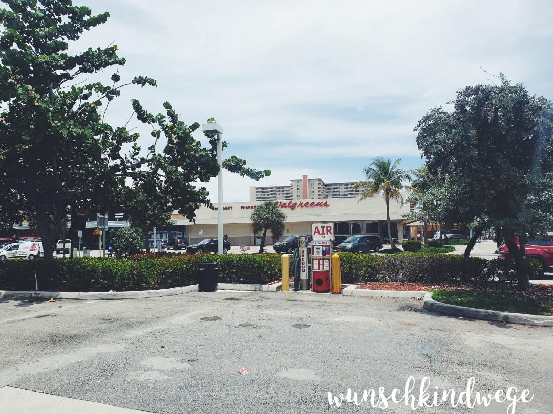 Tanken in Florida