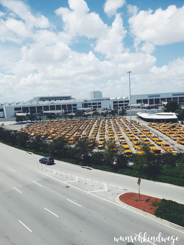 Taxen Miami Airport