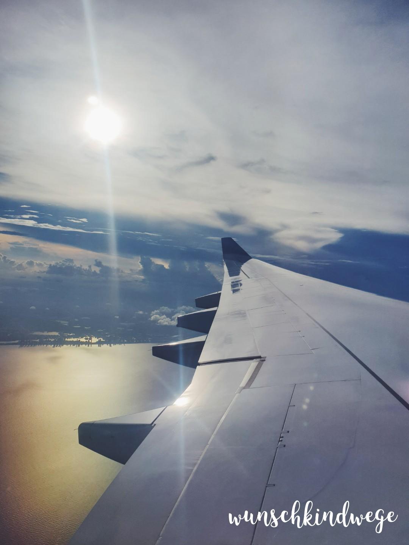 Miami Flugzeug