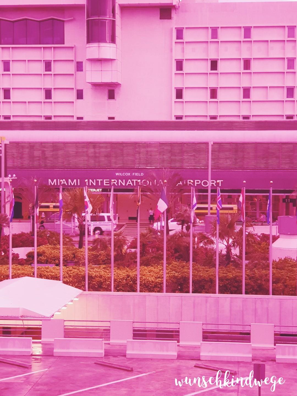 Miami International Airport Florida