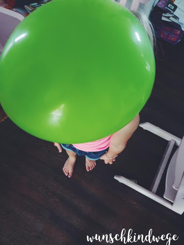 Kopfball Luftballon WMDEDGT