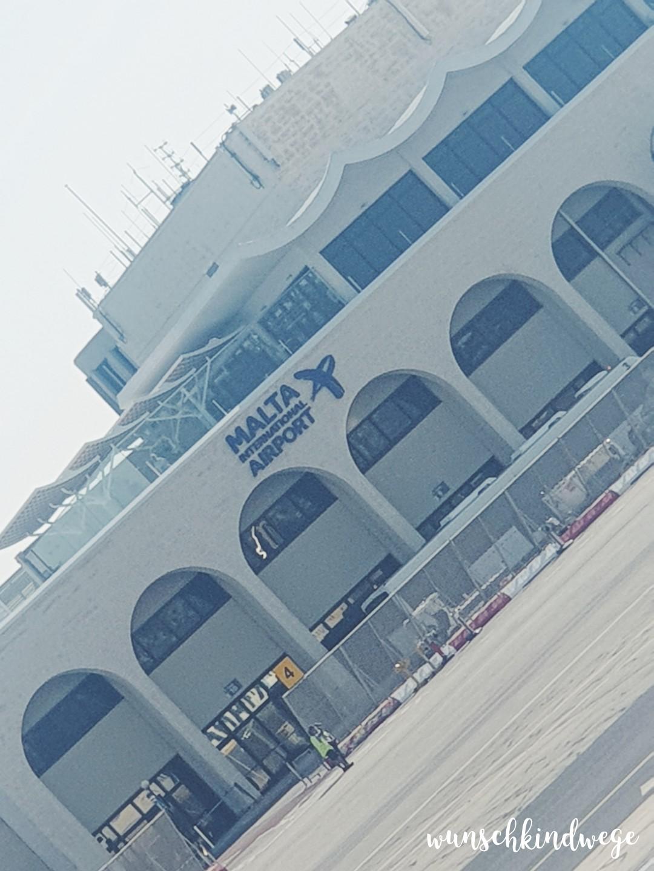 Malta Flughafen
