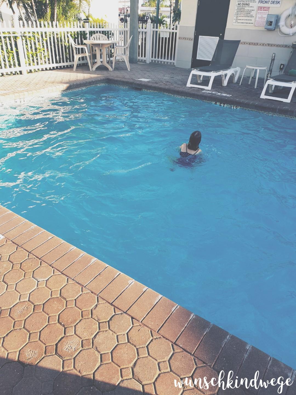 Pool Travelodge Homestead Florida Keys