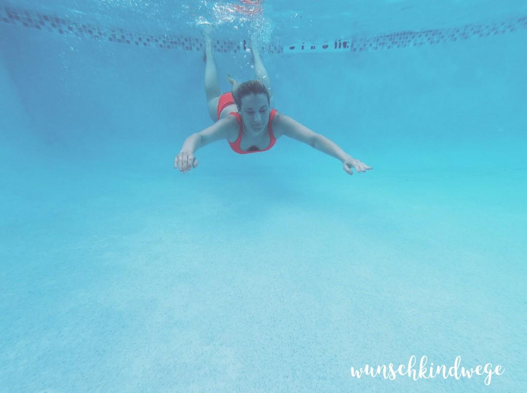 Homestead Schwimmen im Pool