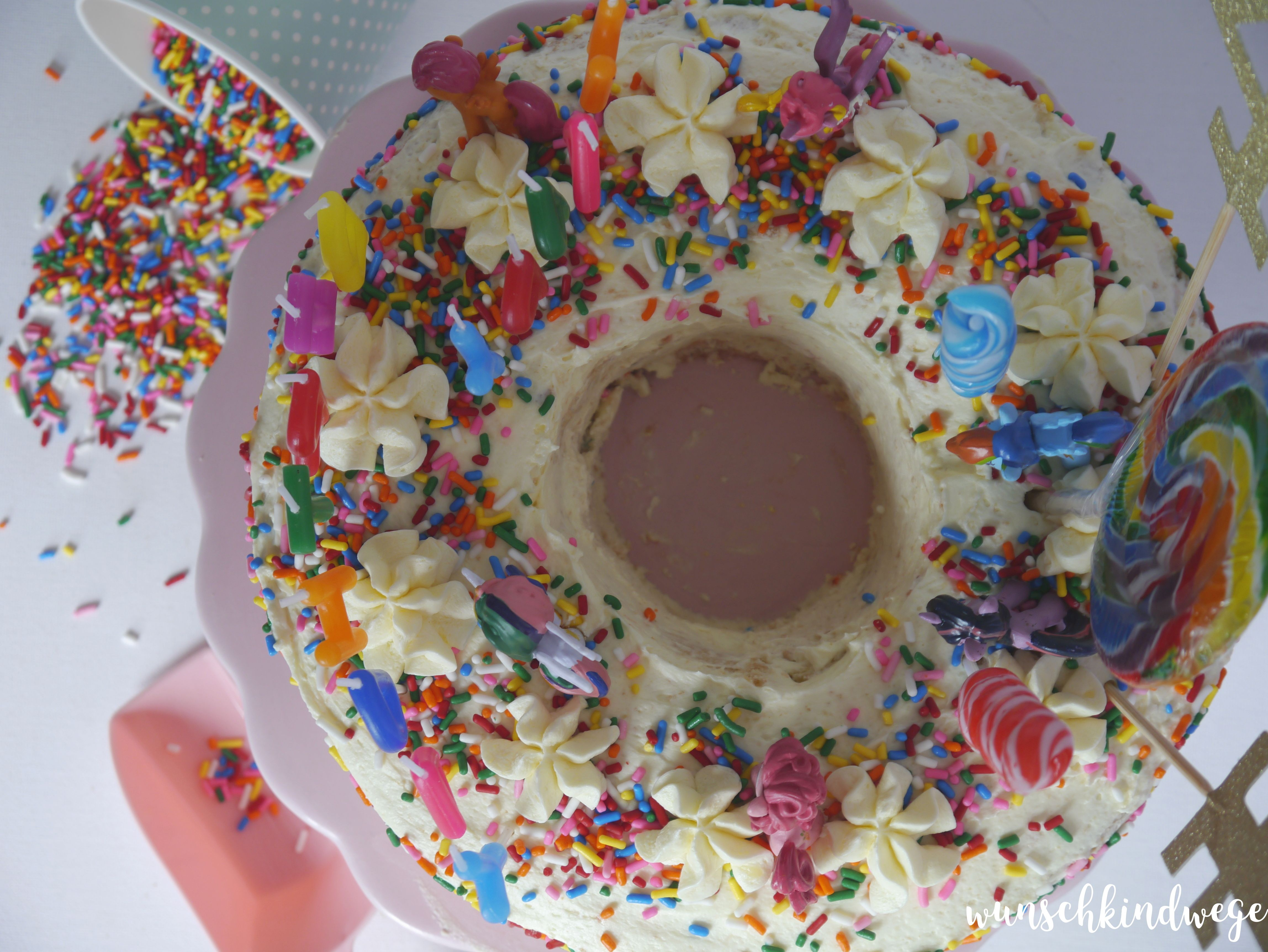 My little Pony Torte Candy Cake Flatlay