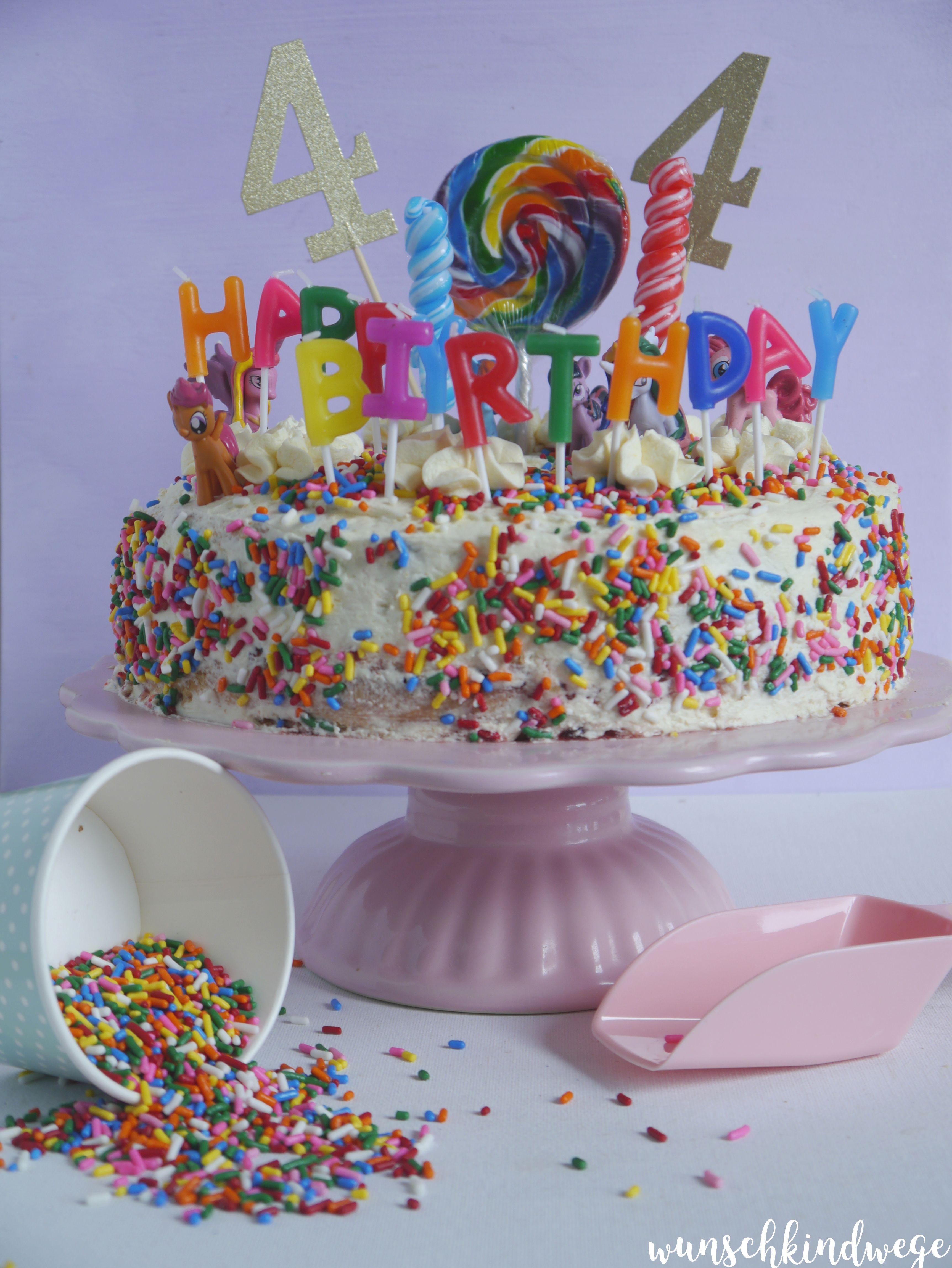 My little Pony Torte Candy Cake
