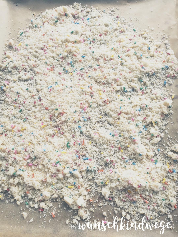 Momofuku Birthday Cake Crumb