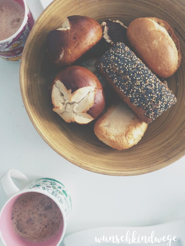12 von 12 Frühstück