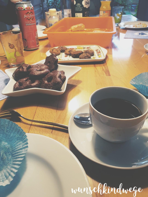12 von 12 - Kaffee trinken