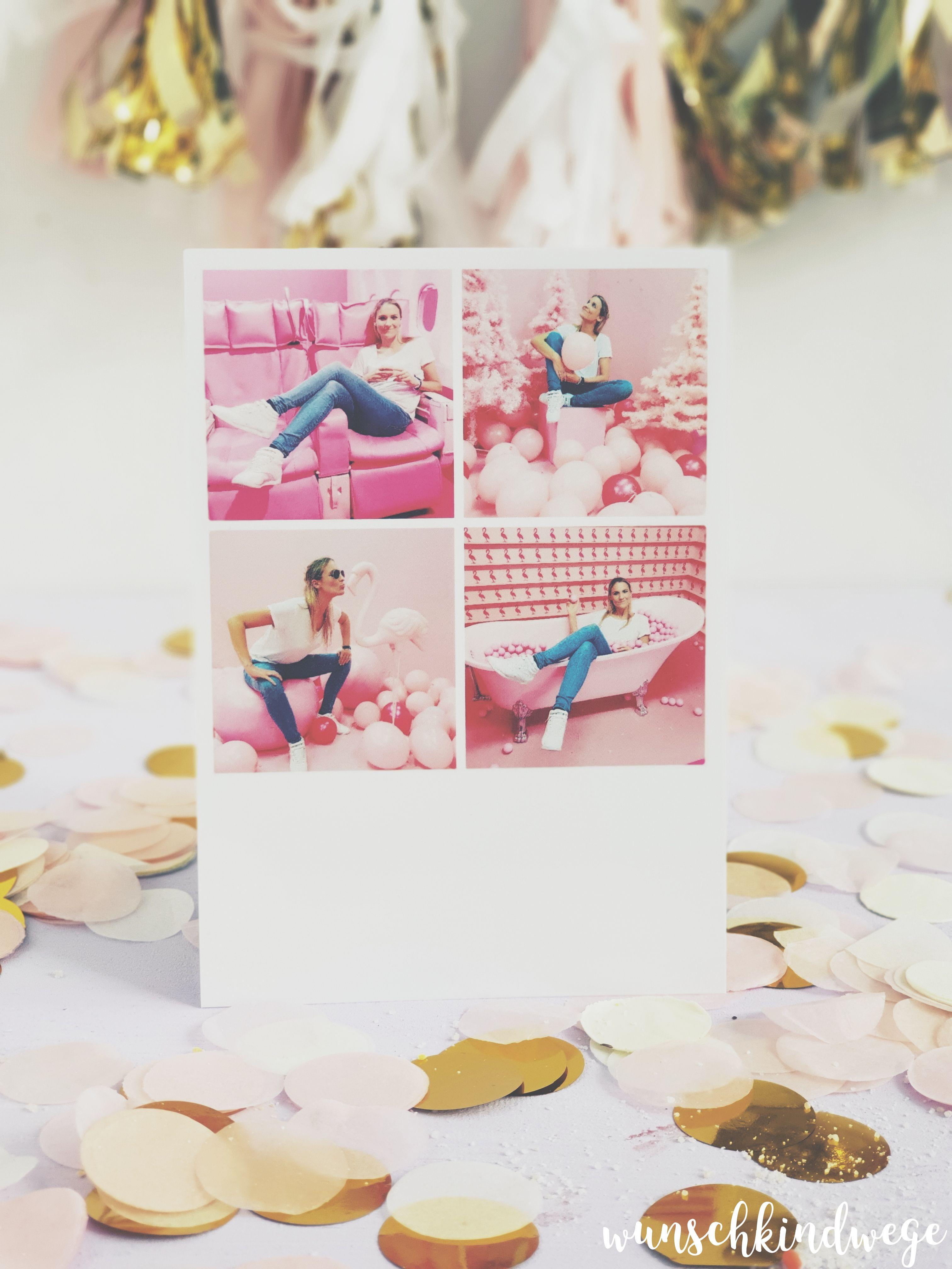 Postkarte Insta Quattro MyPostcard
