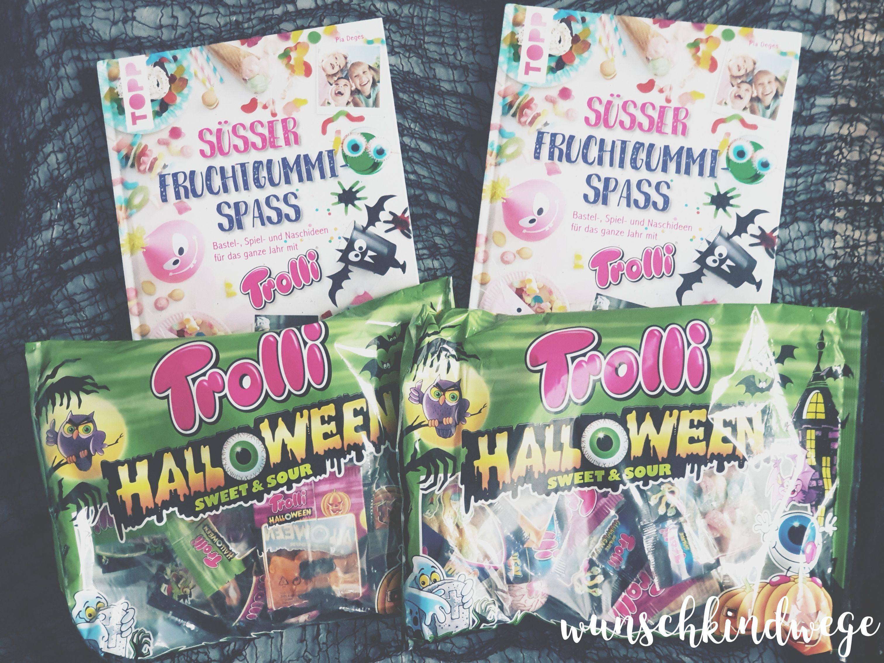 Trolli Verlosung Halloween