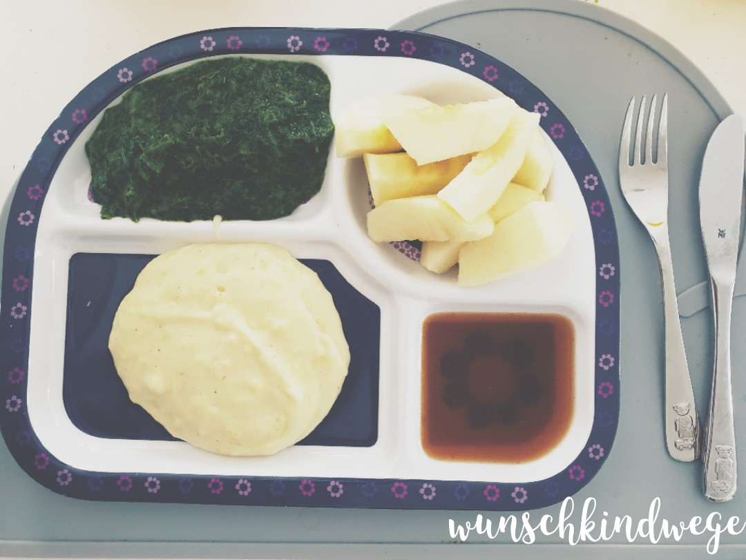 Mittagessen Schulkind WMDEDGT