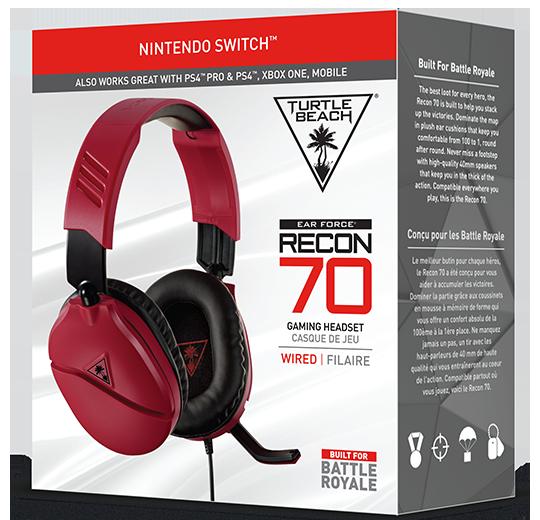 Weihnachtsgeschenk RECON 70 Gaming Headset
