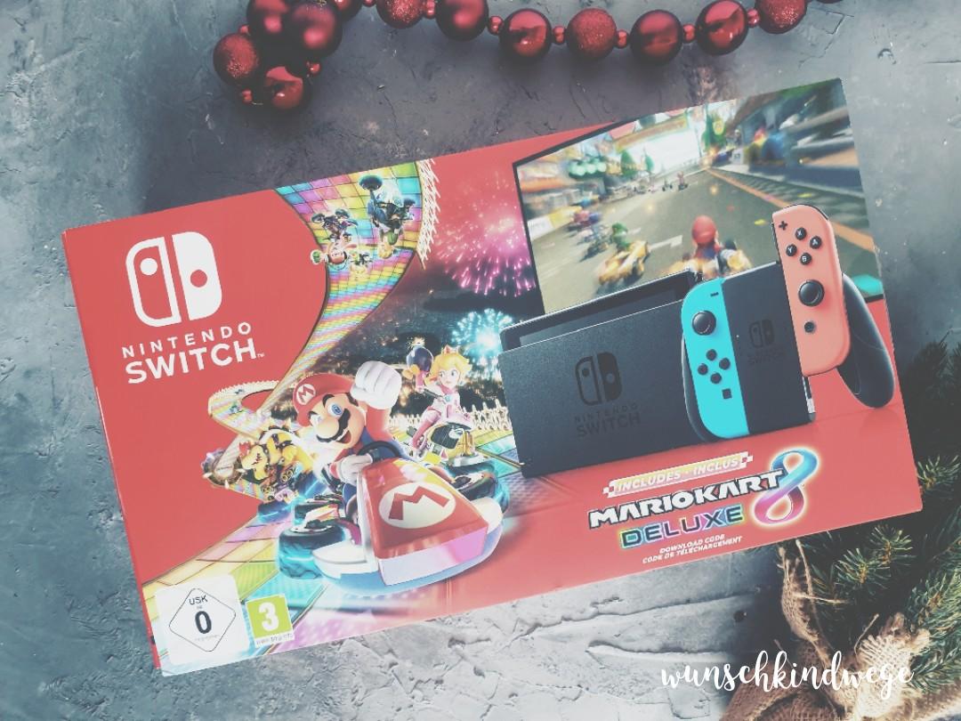 Switch Weihachtsgeschenk Männer
