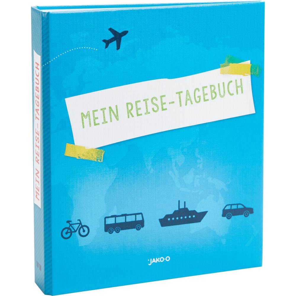 Kinder Reisetagebuch