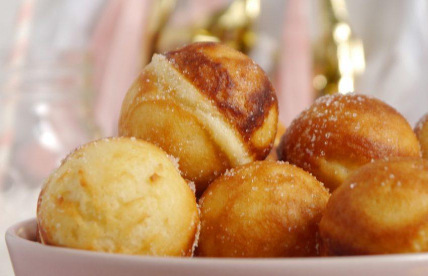 Quarkbällchen aus dem Cakepop Maker