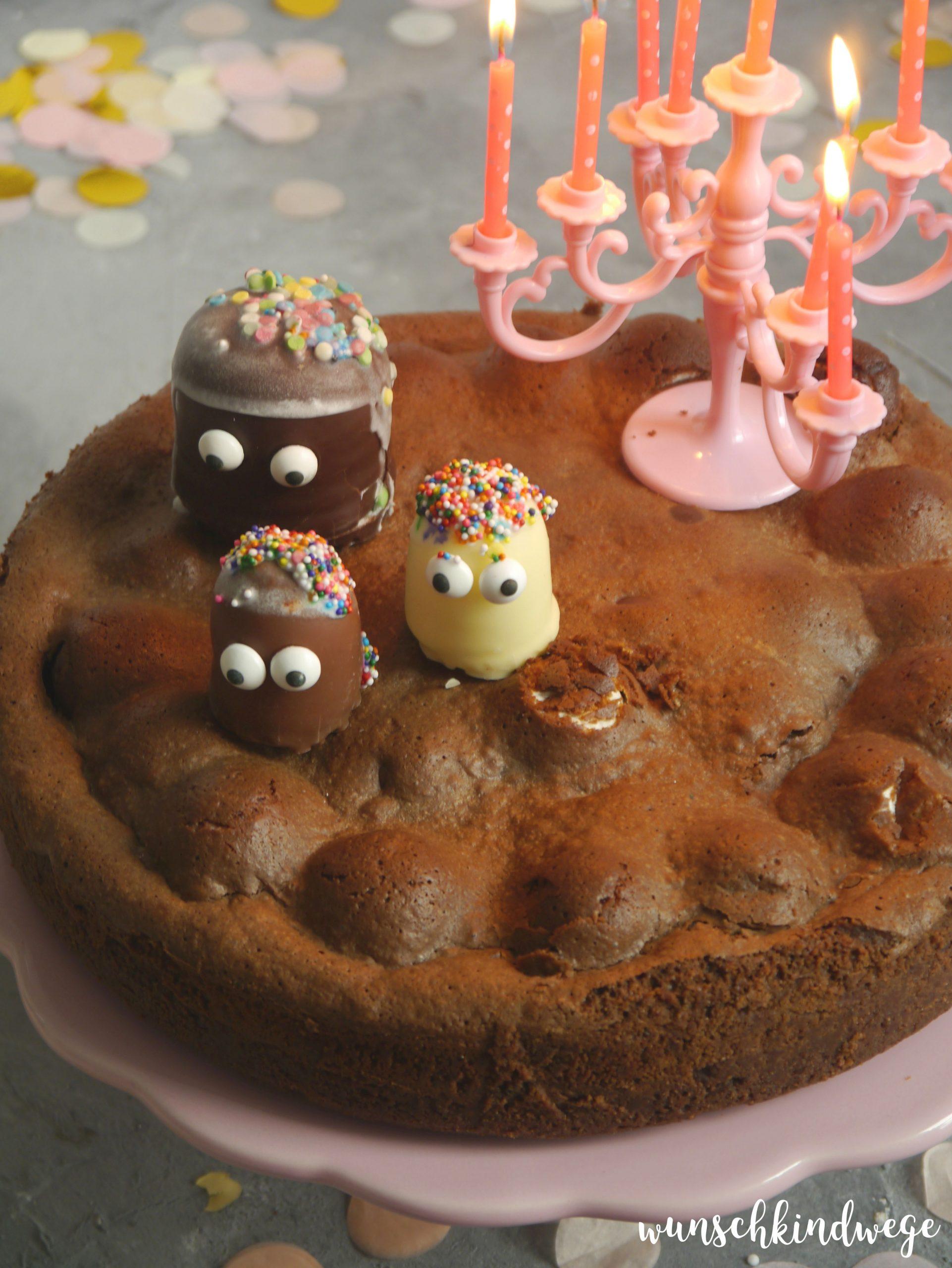 Schokokuss Torte