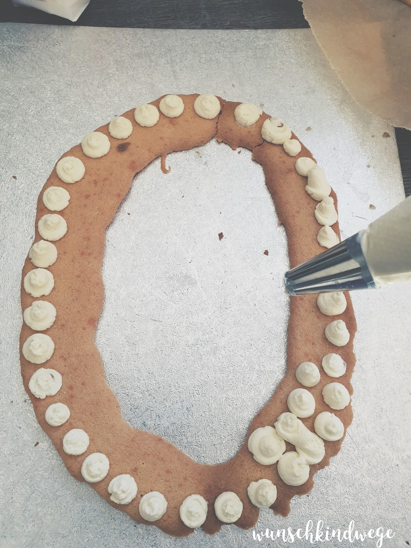 Lettercake DIY