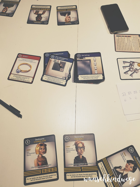 Deckscape Kartenspiel