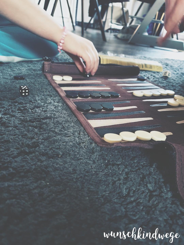 Backgammon - Wochenende in Bildern