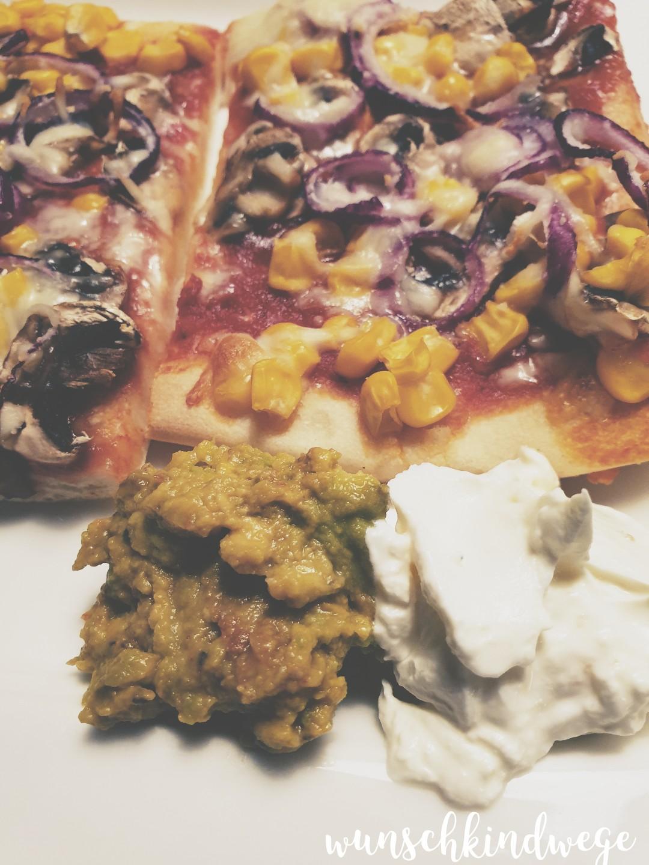 Pizza Wochenende in Bildern