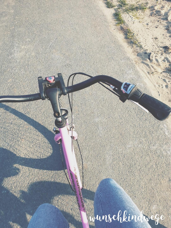 Wochenende in Bildern - Radtour