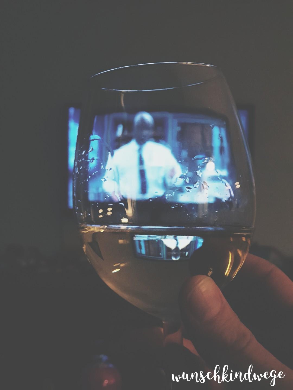 Wein trinken Wochenende in Bildern