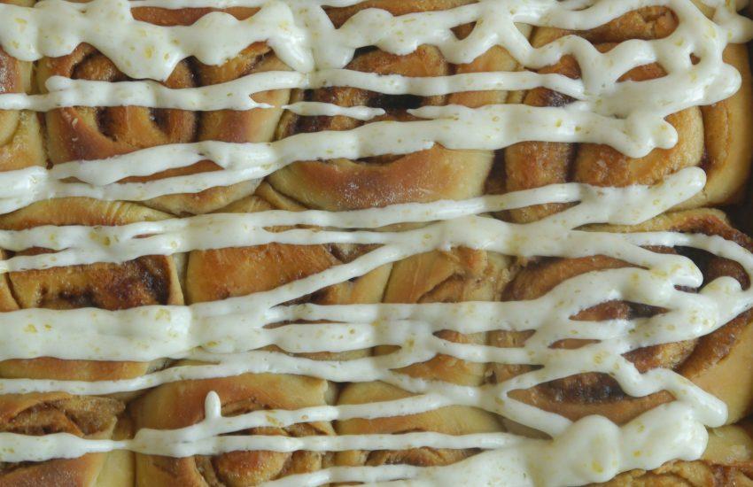Cinnamon Rolls wie in den USA Cinnabon Zimtschnecke