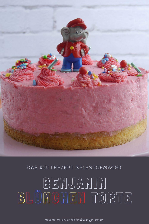 Benjamin Blümchen Torte_Pinterest_ Rezept