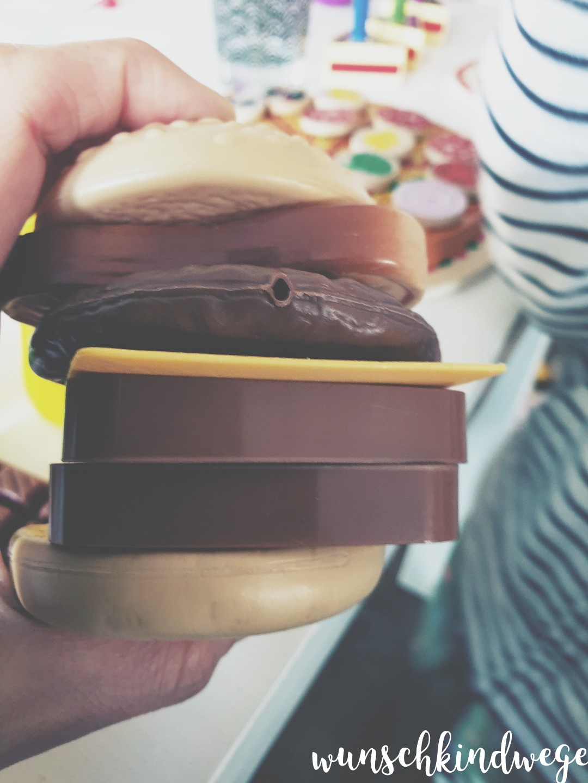Kinderküche Burger