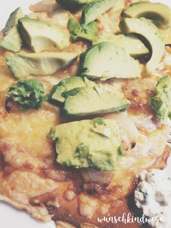 Pizza Avocado Wochenenden in Bildern
