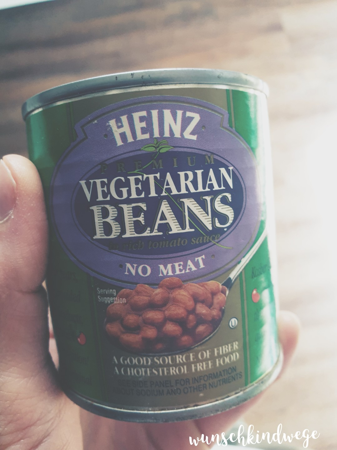 Vegetarian Beans No Meat