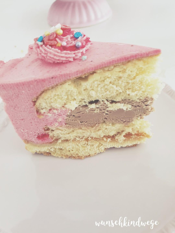 Torte essen